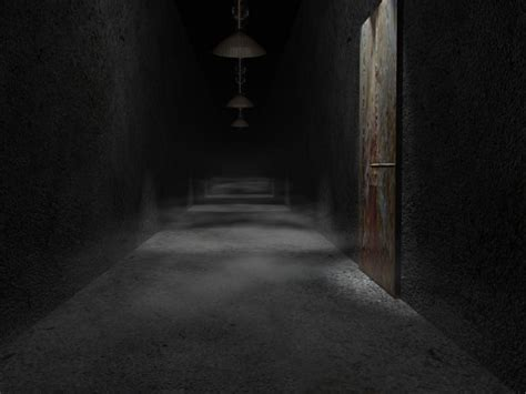 dark hallway by ruscfox on deviantart