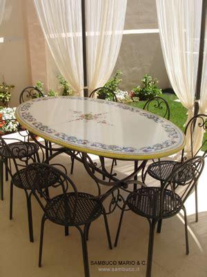 tavoli ceramica deruta ceramiche d arte sambuco mario c ceramiche artistiche