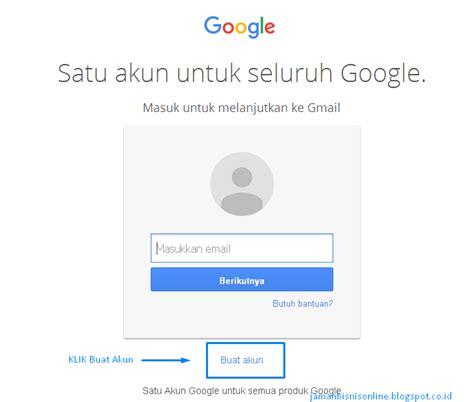 membuat akun email baru di google cara membuat email baru gmail di google gratis terbaru