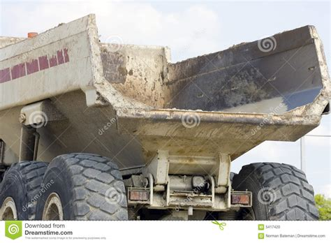 the dump beds the dump bed from a dump truck stock photo image 5417420