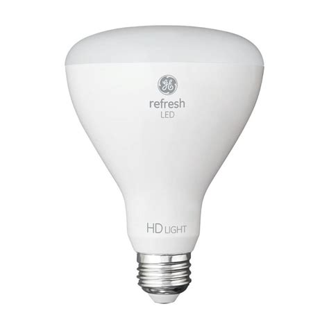 ge hd light refresh shop ge refresh 6 pack 65 w equivalent dimmable daylight