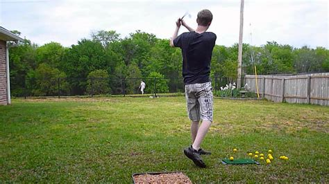 burns backyard driving range