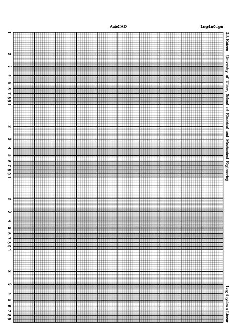 printable log log graph paper pdf semi log graph paper pdf