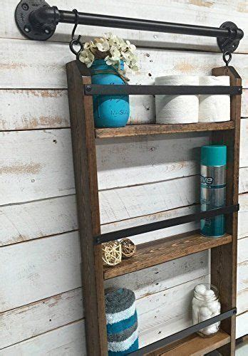 bathroom ladder shelves 1000 ideas about towel shelf on free standing