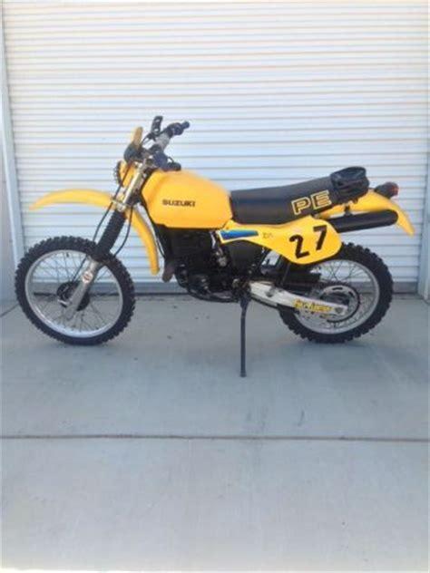 Suzuki Pe For Sale Buy 1982 Suzuki Pe 175 1982 On 2040 Motos