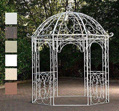 pavillon aus eisen 1000 ideen zu gartenpavillon metall auf