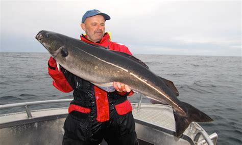 vaarbewijs noorwegen cordes travel visreizen visreis noorwegen visvakantie