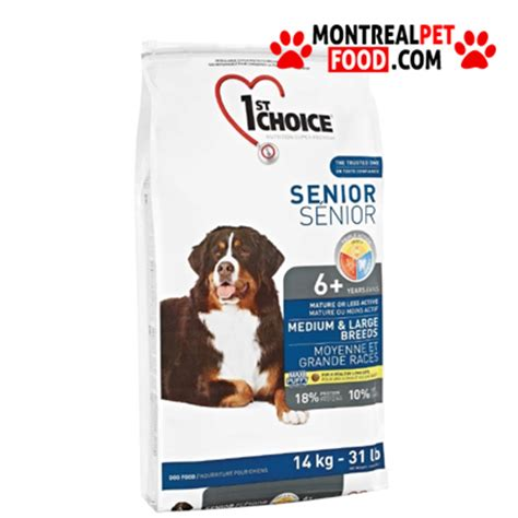 1st Choice Puppy Small Breeds Food food montrealpetfood
