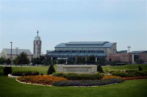 prestonwood baptist church in plano