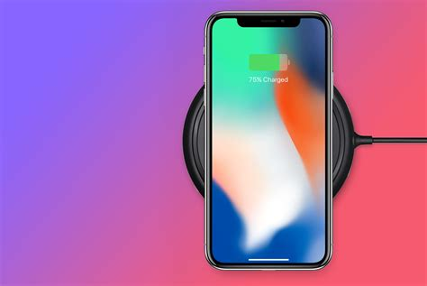 apple wireless charger apple iphone x bezel less wireless charging and oled display
