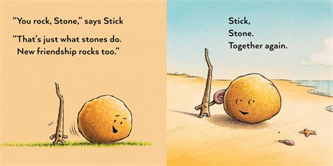 stick and stone stick and stone children s books by tom lichtenheld