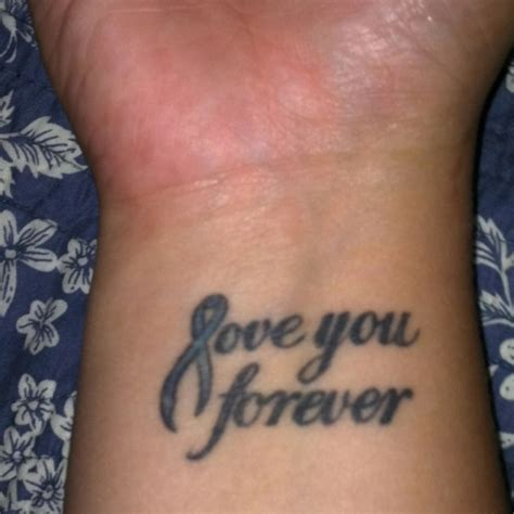 i love you mom tattoos designs 25 i you wrist tattoos