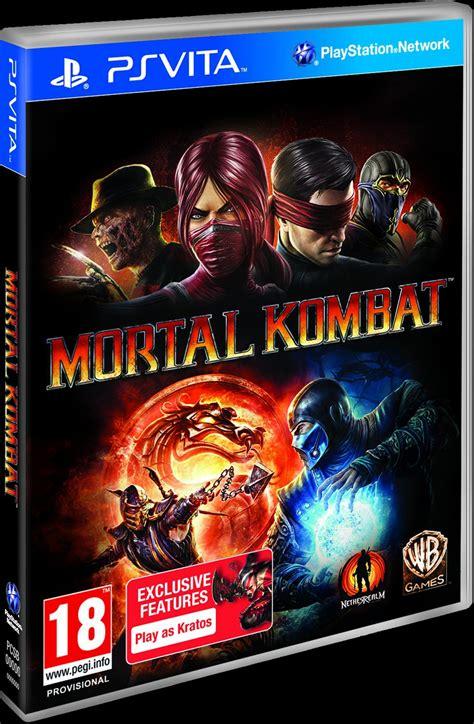 Psvita Mortal Kombat By Waroengame mortal kombat komes to playstation vita in 2012