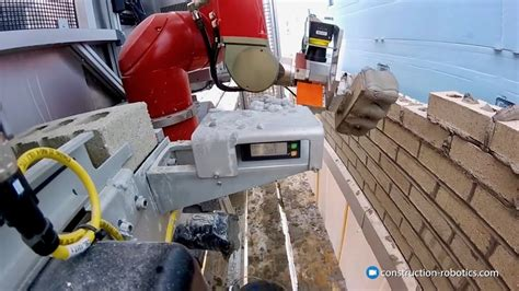 Get Your Own Safety Sam Robot by Robot Lays Bricks 6x Times Faster Humans Sam Semi