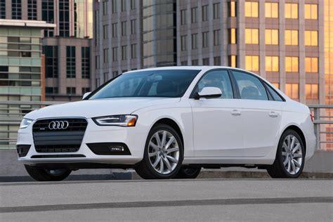Audi A4 2013 audi a4 sed 225 n 2013 lujoso y exclusivo lista de carros