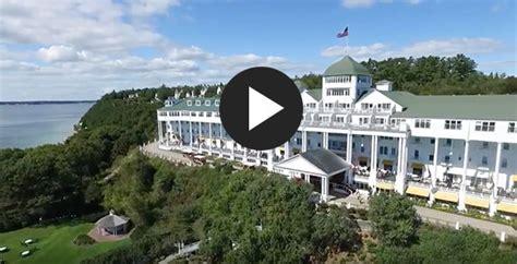 Mystery On Mackinac Island experience grand hotel located on michigan s mackinac island