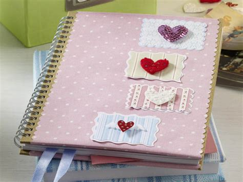 How To Make Handmade Photo Albums - gift ideas for boyfriend 2015