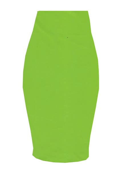 lime green pencil skirt redskirtz