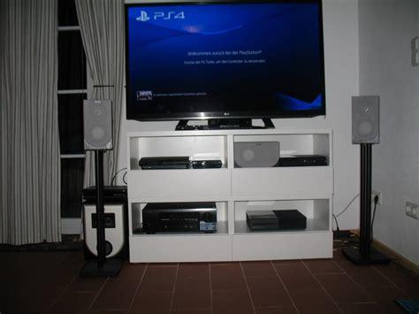 playstation schrank tv schrank aufbau horror vorprogrammiert