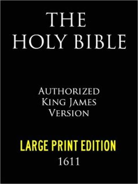 printable new king james version bible the bible large print color illustrated authorized king