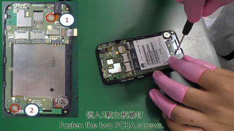 Belakang Huawai Y541 U02 huawei y560 u02 y541 u02 assembly tutorial