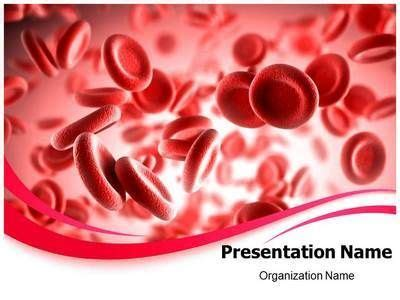 blood powerpoint template make a professional looking clinical hematology and