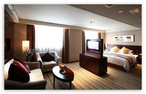 modern hotel room  hd desktop wallpaper   ultra hd