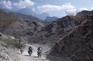 Mit Dem Motorrad Nach Dubai by Oman