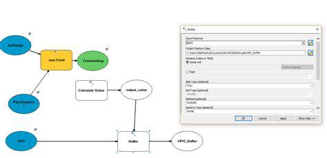 arcgis desktop setting arcmap layout size based on web arcgis desktop create buffer where size based on field