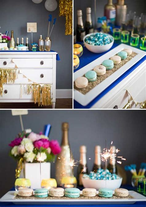 how to diy new year decorations best 32 sparkling diy decoration tips for new years