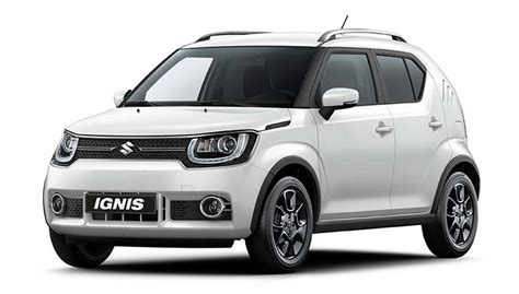 maruti suv price maruti suzuki compact suv ignis to be launched in india soon