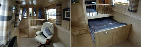 boat pull out bed pull out bed at bow the narrow boat pinterest