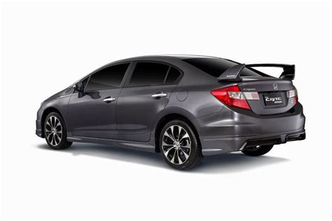 honda cars philippines honda cars philippines launches sportier civic for 2014 w