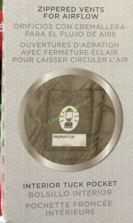 costco coleman hybrid    sleeping bag spec costcochaser