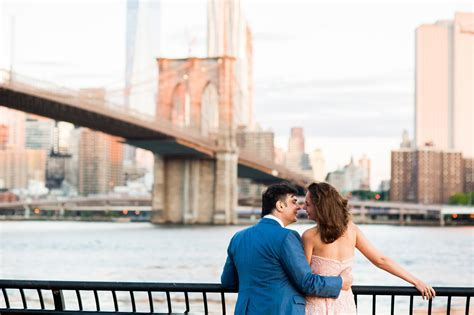 The Best Places for Wedding Photos with the NYC Skyline