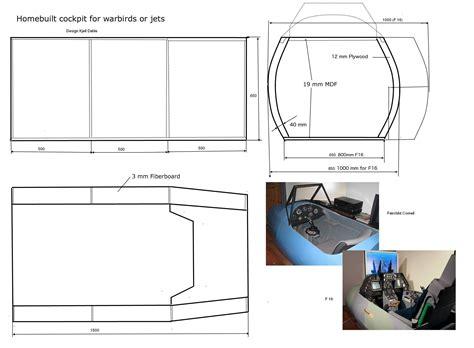my homebuilt cockpit f 16 simulators