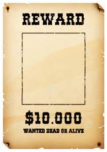 reward posters template the doll quot r quot is for