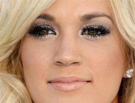 carrie underwood eye color carrie underwood s eye makeup amazing weddings