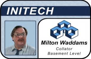 Office Space Milton Meme Milton Office Space Quotes Stapler Quotesgram