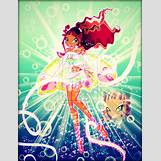 Winx Club Flora Believix Transformation | 500 x 651 png 478kB