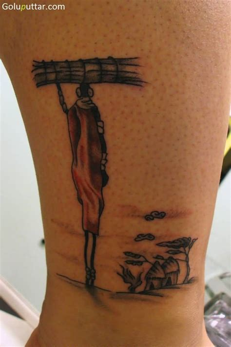 brilliant african culture tattoo photos and ideas