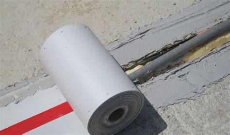 impermeabilizzazione vasche cemento impermeabilizzazione con posa giunto