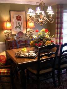 Small French Country Dining Room Ideas