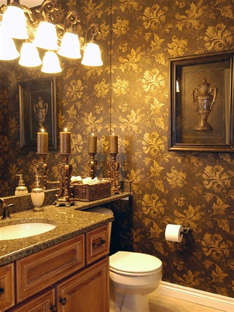 traditional bathroom wallpaper 301 moved permanently
