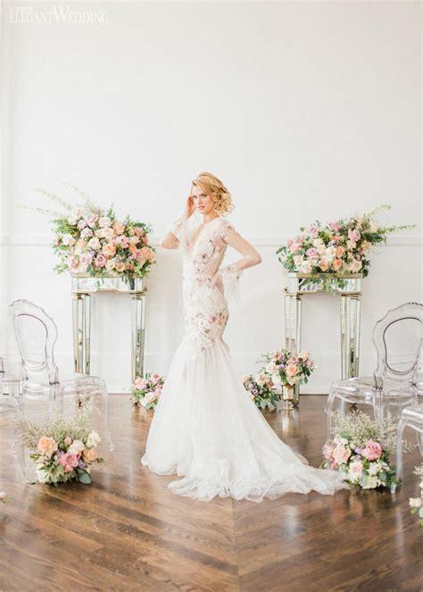 Romantic Garden Pastel Wedding Theme   ElegantWedding.ca