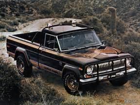 jeep j10 golden eagle 1978 pictures 800x600