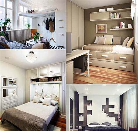 big ideas for small bedrooms 20 big ideas for small bedroom designs design swan