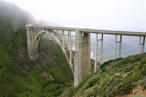 bridge bid bixby creek bridge