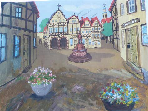 bauernzimmer dekor gro 223 e handgemalte m 228 rchenbilder in wettenberg kunst
