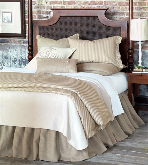 king bed skirts natural linen bed skirt king size 76 x 80 193 x 203 cm